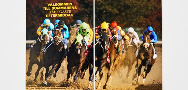 Program för Svenskt Derby 100 år